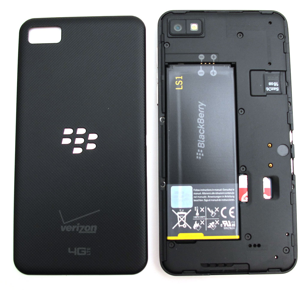BlackBerry Z10 smartphone review - The Gadgeteer