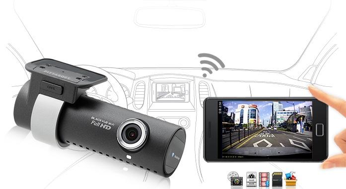 Blackvue Dr Gw Hd on Multi Camera Dash Cam