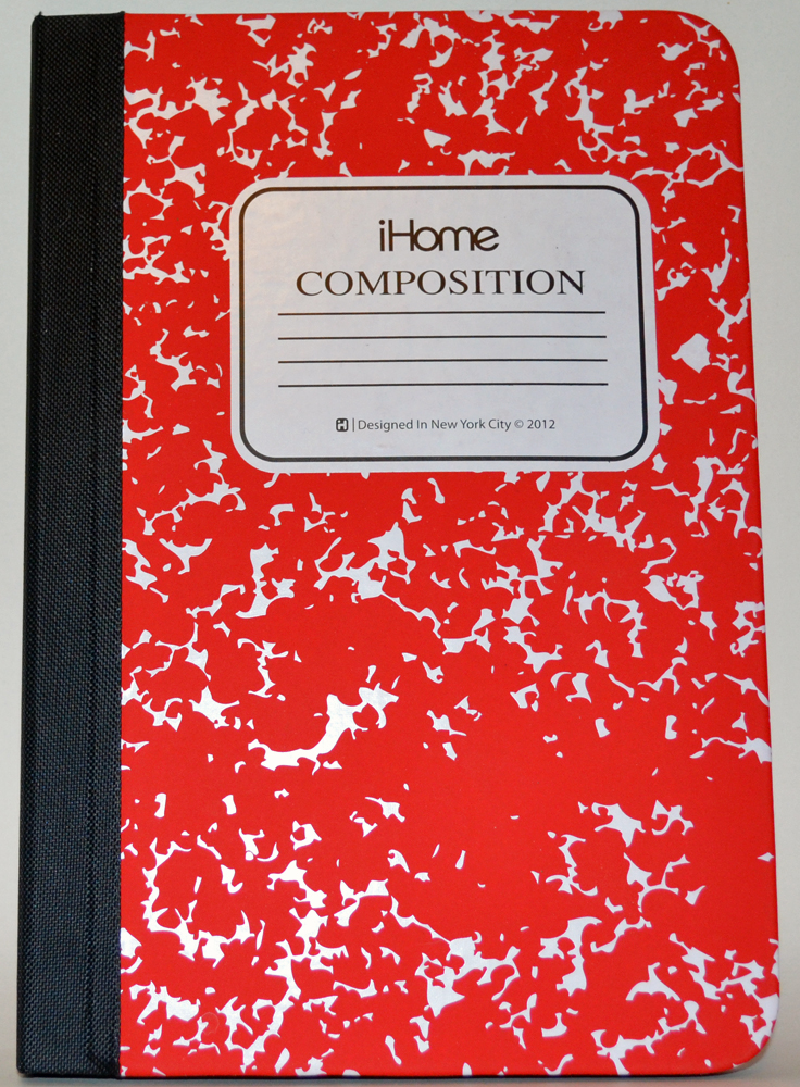 Ihome Ih Im1106 Composition Book Case For Ipad Mini Review