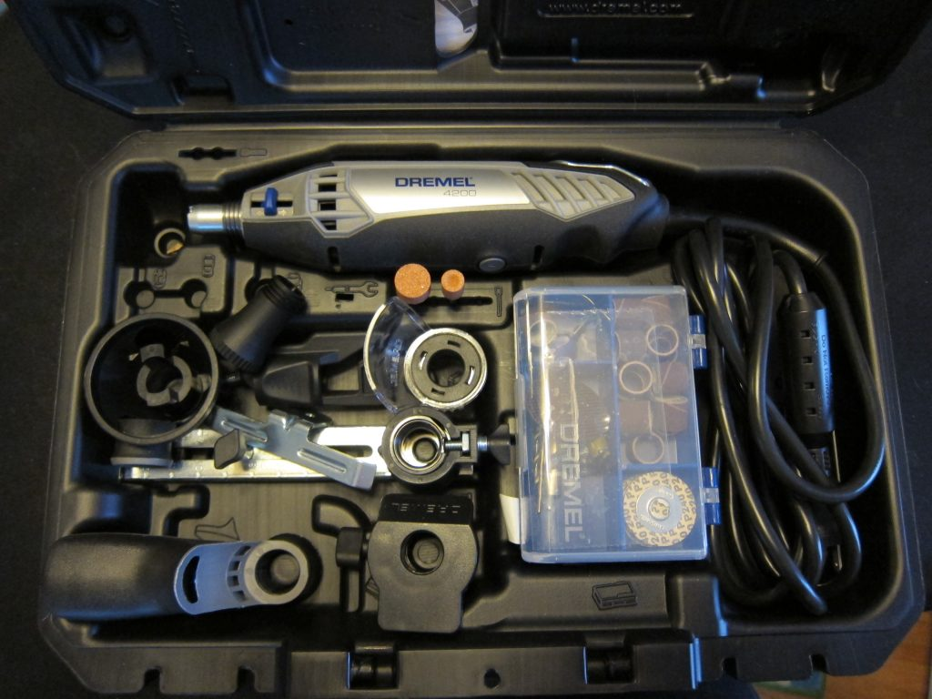 Dremel 4200 Rotary Tool Review The Gadgeteer