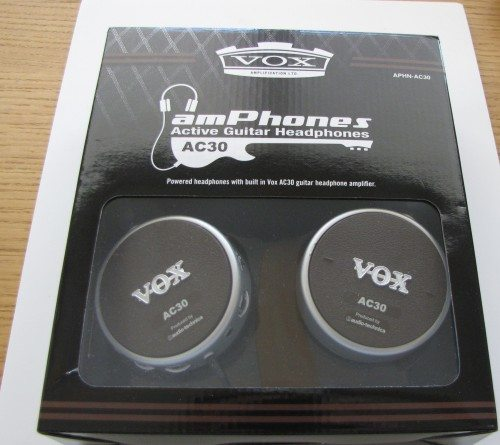 Vox amPhone AC30-2