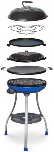 five cooking methods grill