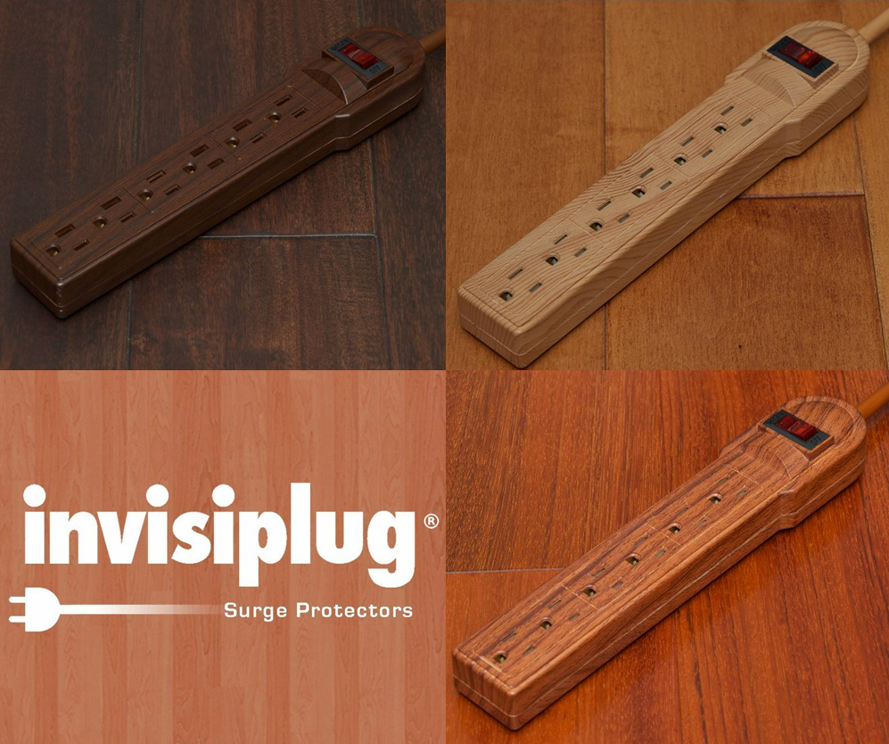 Camouflage Your Surge Protector The Gadgeteer
