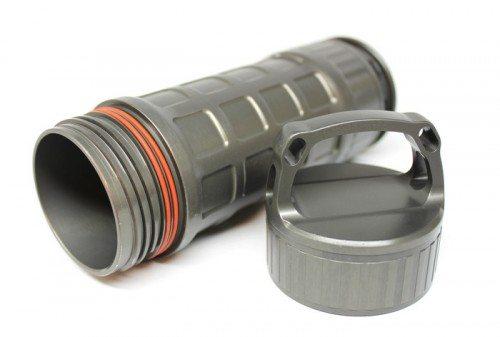 Ti2 Setinel X Aluminum Cache