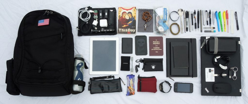 Everyday Carry Gear – Andy Jacobs