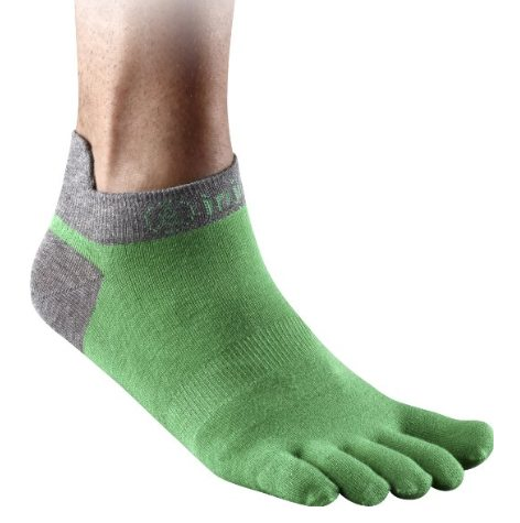 Toe socks for your toe running shoes