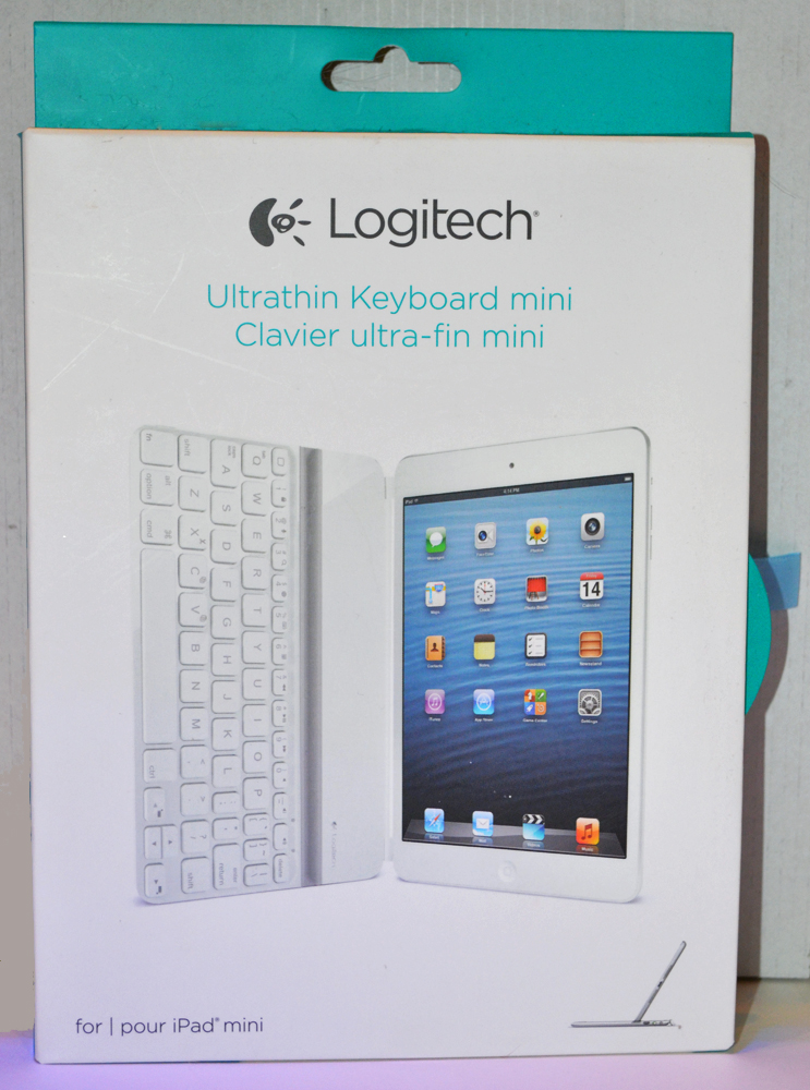 6f40945dc64 Logitech Ultrathin Keyboard Cover for iPad mini review - 推酷