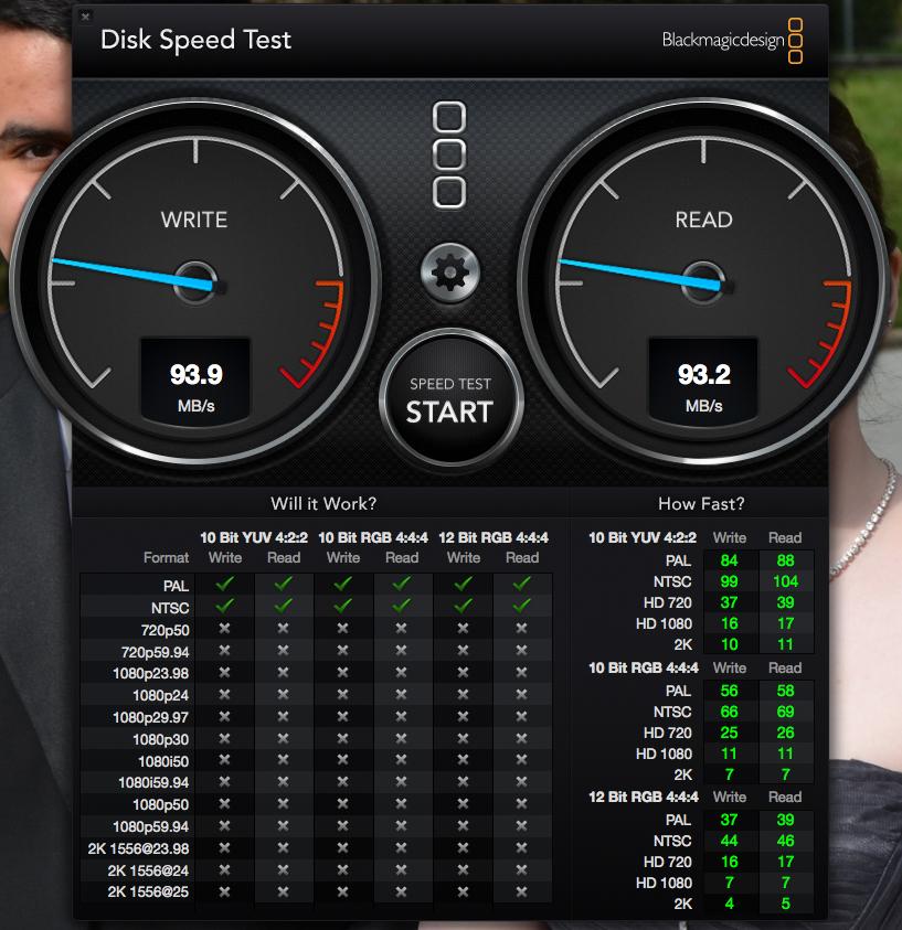 "NewerTech miniStack MAX 2 0TB 7200RPM ""Quad Interface"