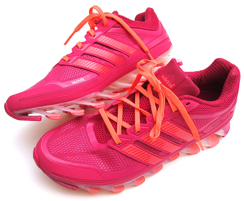Adidas Springblade Running Shoes review