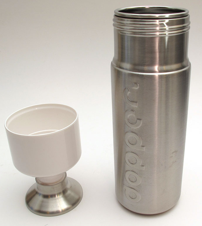 Dopper Original And Steel Water Bottles Review The Gadgeteer