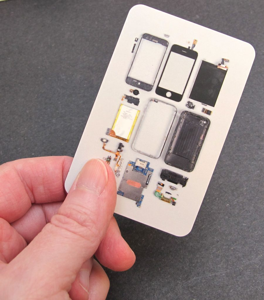 MOO custom business cards and stickers review – The Gadgeteer
