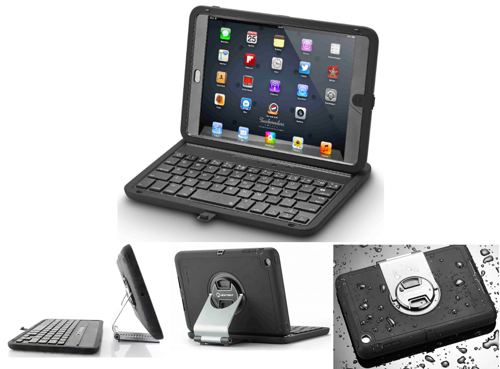 A Rugged Keyboard Case For The Ipad Mini At An Unbelievable