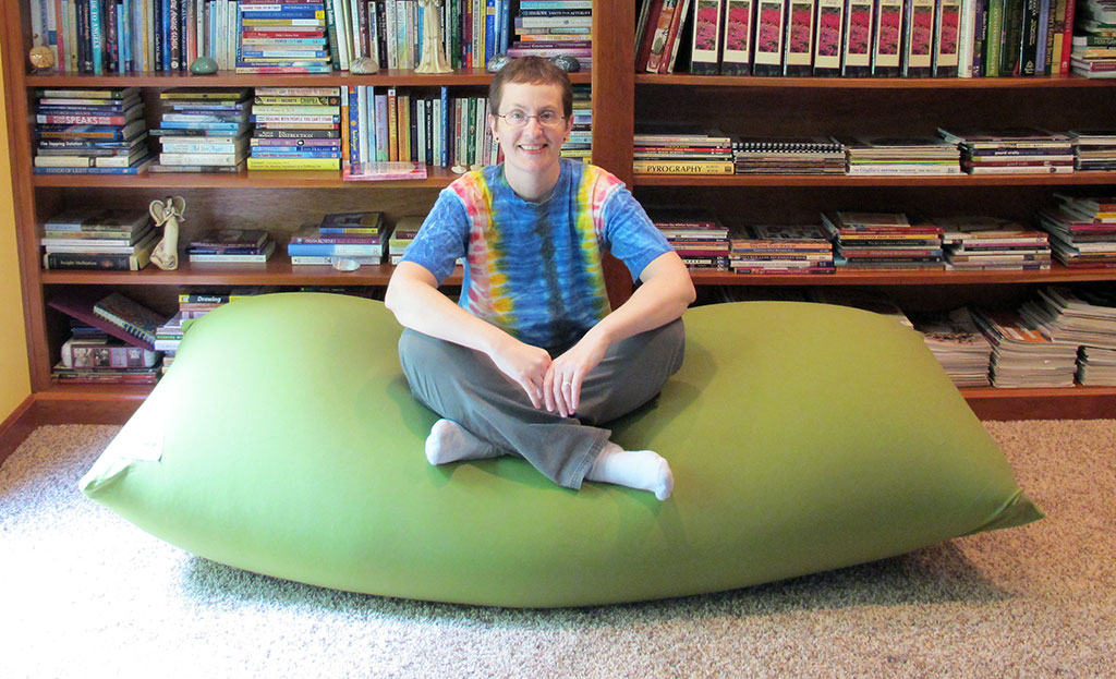 Yogibo Yogi Max Bean Bag Chair Review The Gadgeteer