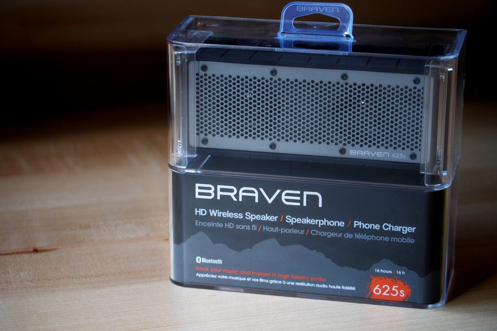 Braven 625s Bluetooth speaker review – The Gadgeteer