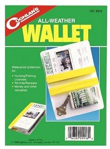 coghlan-waterproof-wallet