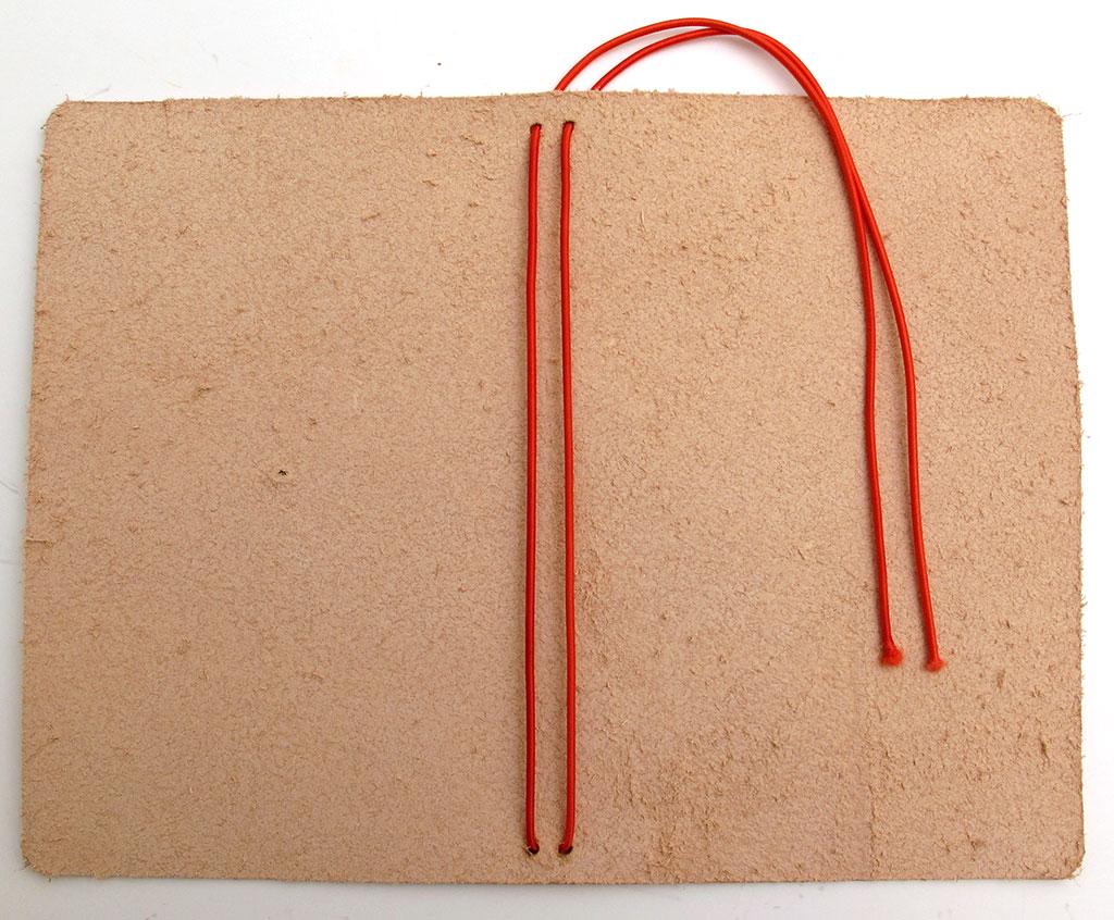 Midori Traveler's style leather