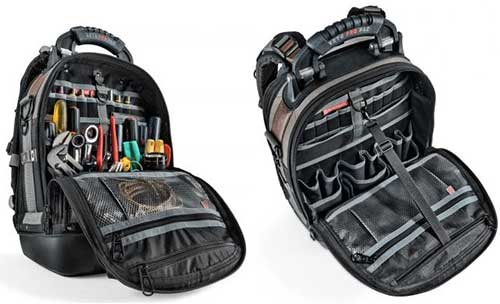 You Ll Be Able To Carry Your Toolbox On Back With The New Tech Pac Backpack From Veto Pro This Is A Very Rugged Bag That Has Been Designed