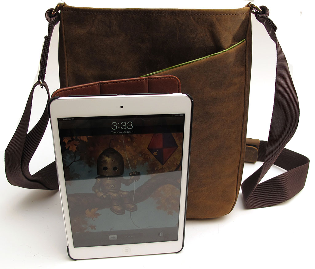 Shoulder Bag To Carry Ipad 10