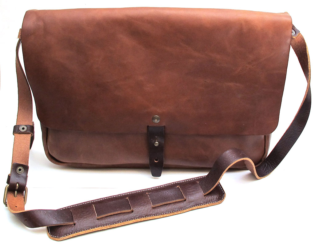 Whipping Post Vintage Messenger Bag review