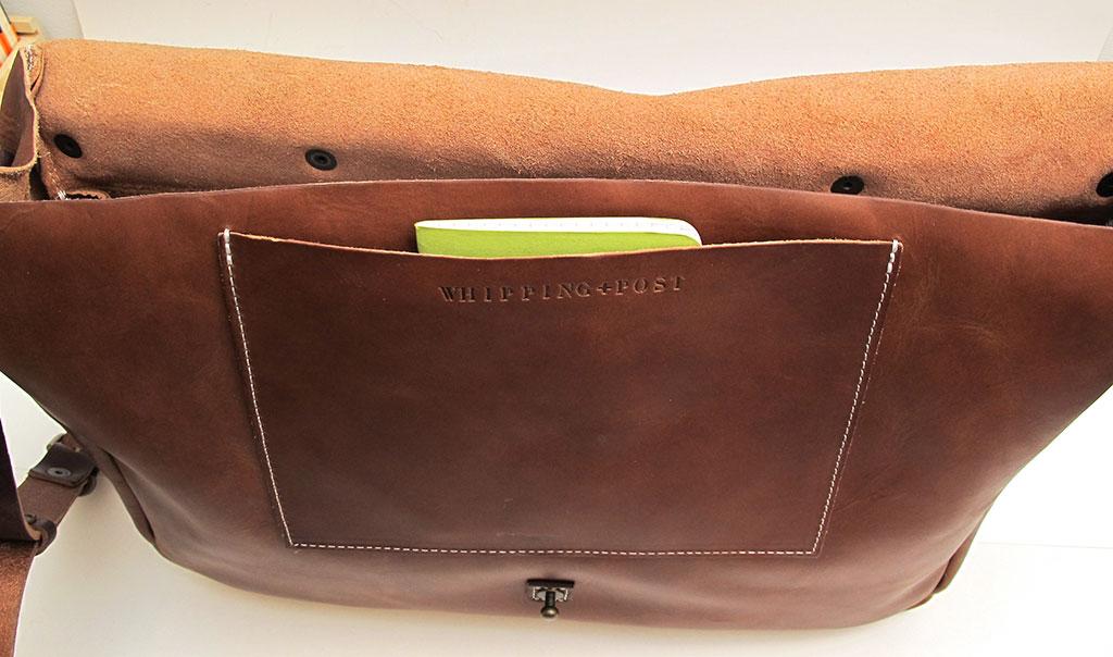 fec8bba7e04d Whipping Post Vintage Messenger Bag review – The Gadgeteer