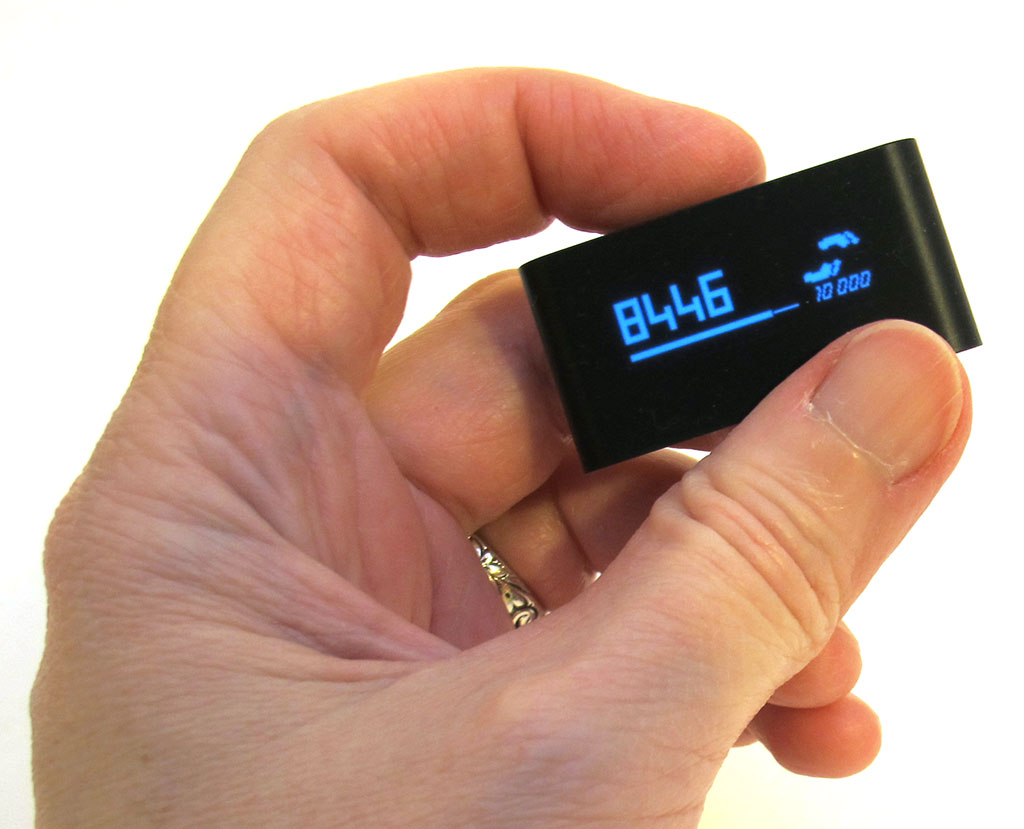 Withings Pulse Activity Tracker Review The Gadgeteer