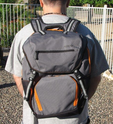 Altego 17 Polygon Sunfire Backpack-2