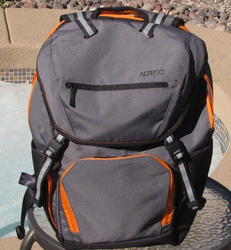 Altego 17 Polygon Sunfire Backpack-3