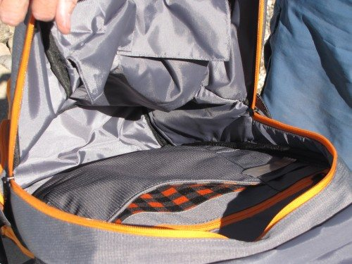 Altego 17 Polygon Sunfire Backpack-8