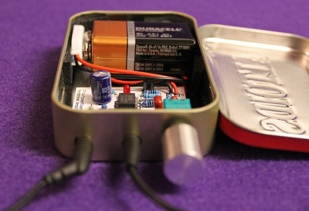 CMOY Headphone Amplifier review – The GadgeteerThe Gadgeteer