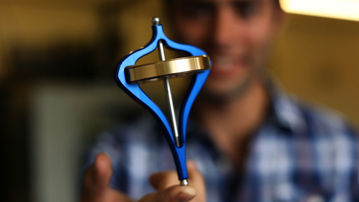 The Precision Gyroscope Is Like Spinning Magic The Gadgeteer