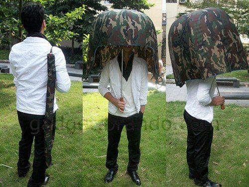 helmet-umbrella
