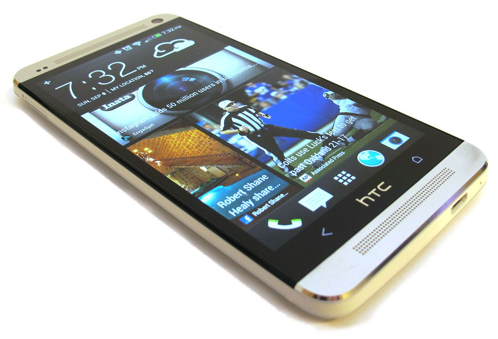 HTC One Android smartphone review – The Gadgeteer