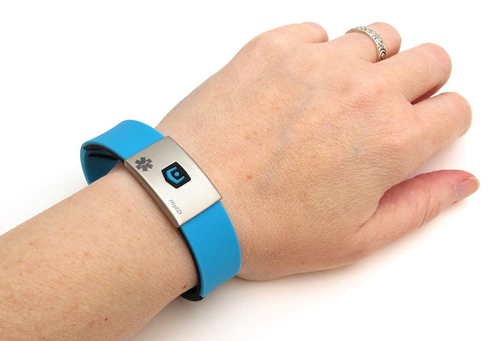 Endevr Myid Personal Identification Bracelet Review The