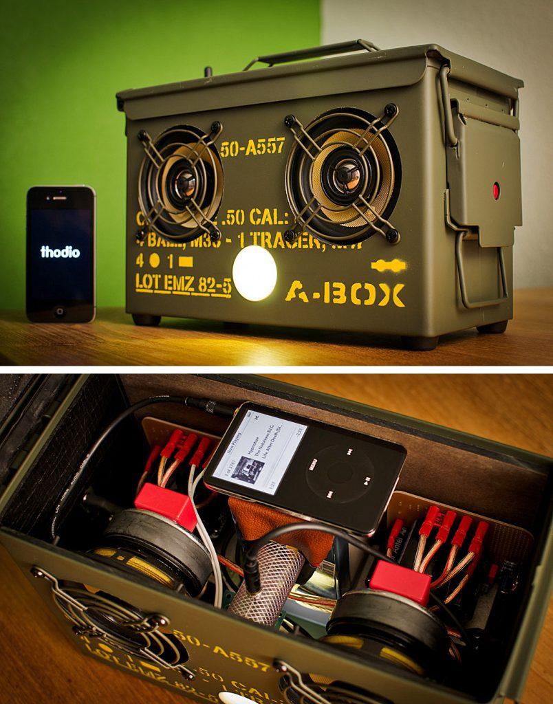 Cute Garage Stereo Ideas Selection