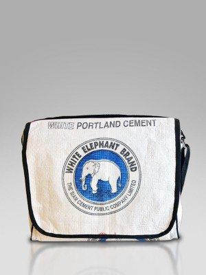 Concrete ModMessenger Bag