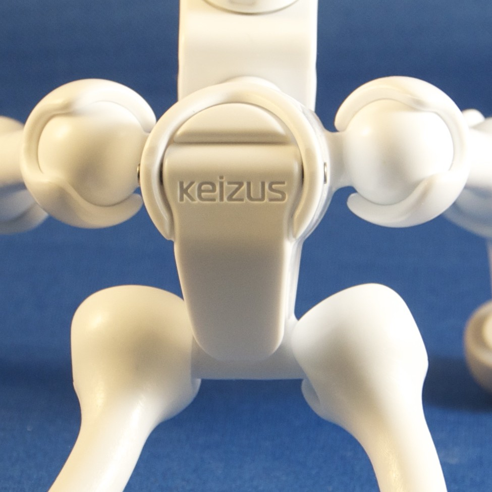 Keizus quadropod review the gadgeteer