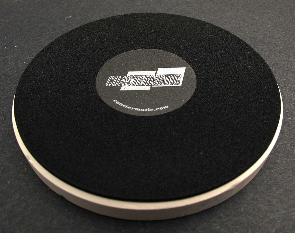 Coastermatic Custom Stone Coasters Review The Gadgeteer. Using A Moving Pad  Or Blanket To Slide Heavy Furniture ...