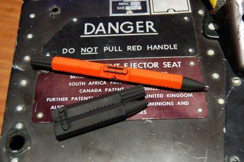 3D Printed Concepts D180 Folding Pen