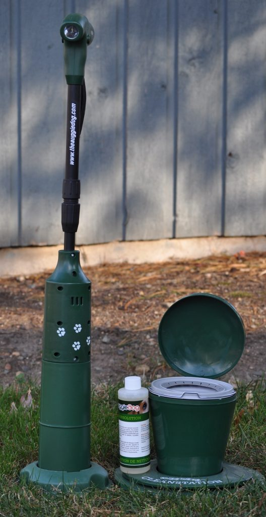 Auggiedog Automatic Pooper Scooper Review The Gadgeteer