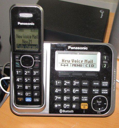 Panasonic KX-TG9541-4