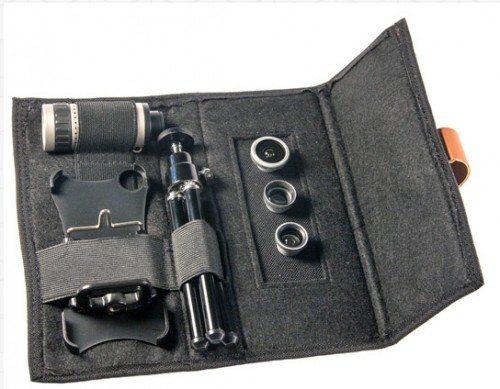 bazaared ultimate iphone lens kit