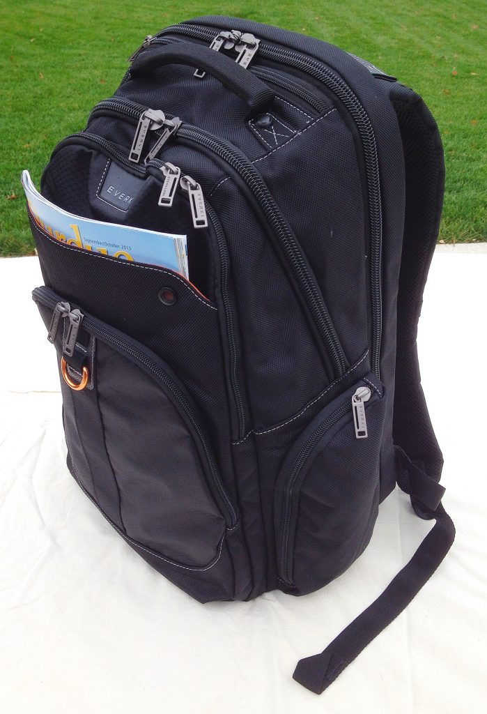 Everki Atlas Checkpoint Friendly Laptop Adaptable Business Backpack Review U2013 The Gadgeteer