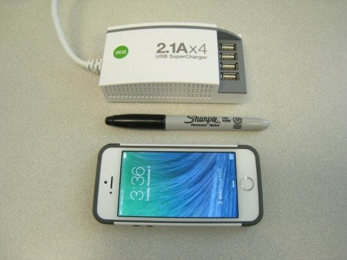 ipevo usb supercharger 11