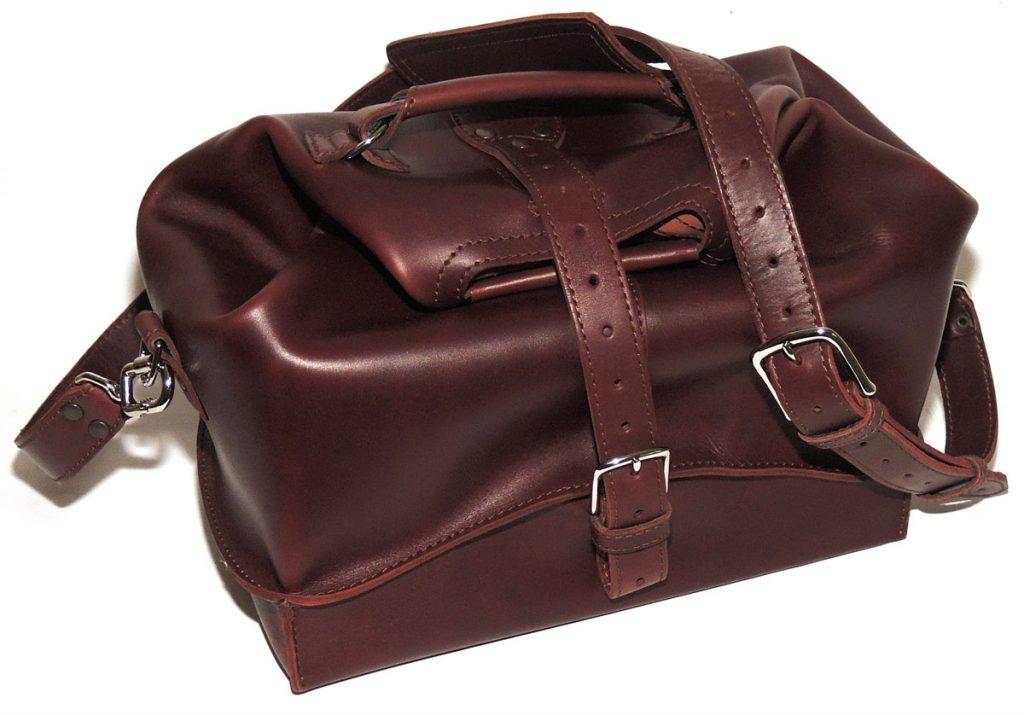 Saddleback Leather Co. Dry Bag review - The Gadgeteer ... Saddleback Leather