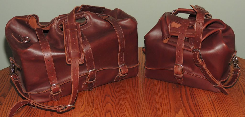 Saddleback Leather Co. Dry Bag review - The Gadgeteer Saddleback Leather