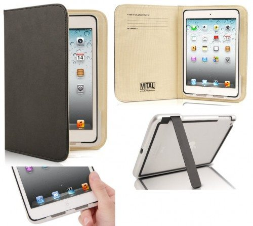 This new ipad mini case will work for the new ipad mini too