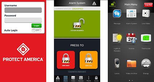 PA App ScreenCap