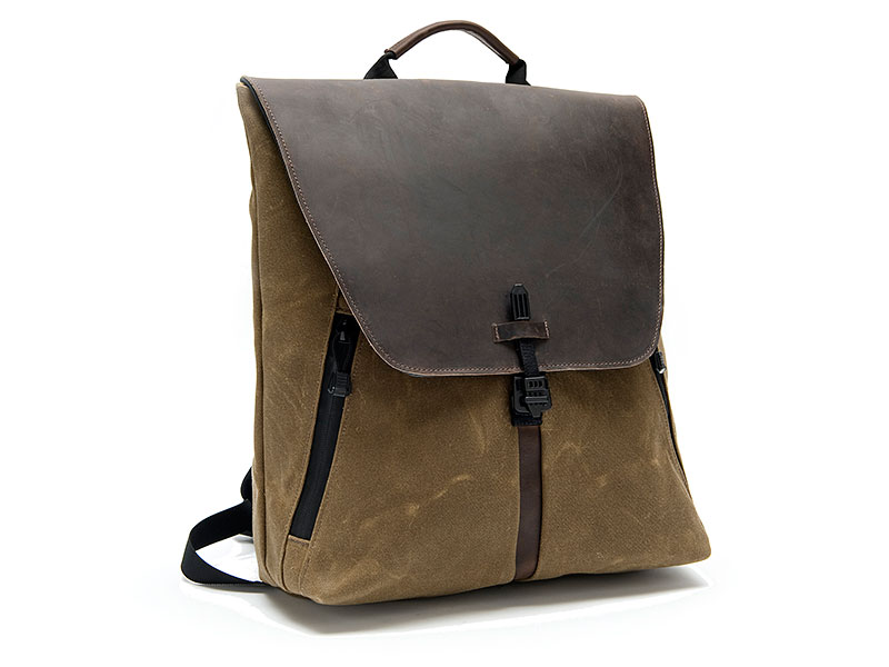 Waterfield Designs Staad Laptop Backpack Review The