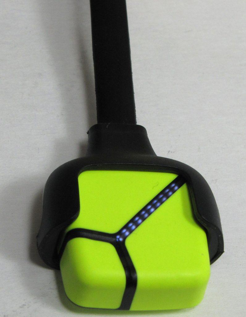 Zepp sensor for golf review