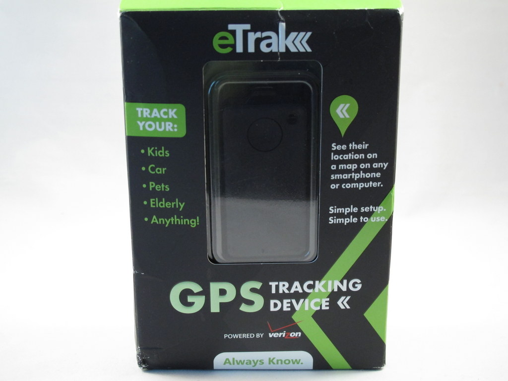 eTrak GPS Tracking Device review - The Gadgeteer